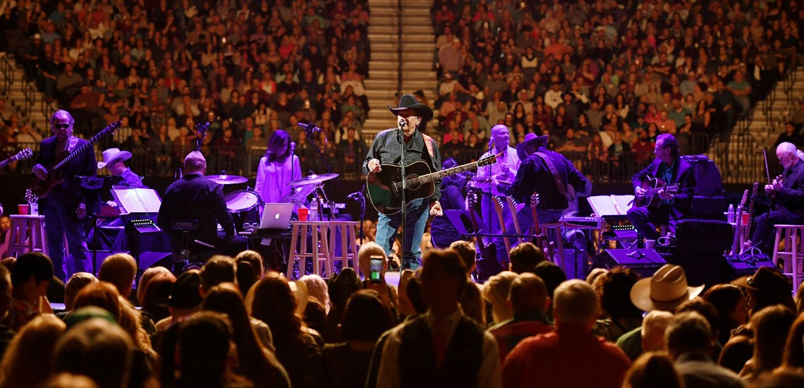 GEORGE STRAIT ANNOUNCES ADDITIONAL 2019 DATES AT T-MOBILE ARENA IN